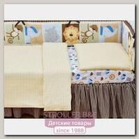 Комплект сменного постельного белья Giovanni Shapito Yellow Джованни Шапито Еллоу в кроватку, 2 предмета