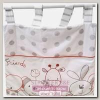 Карман для пижамы и белья Italbaby Rabbit