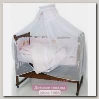 Комплект постели в кроватку Топотушки Л0806, 8 предметов