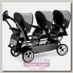 Детская прогулочная коляска для тройни Peg-Perego Triplette Pop-Up