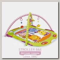 Игровой коврик Lorelli Toys Лорелли Тойс Автобус
