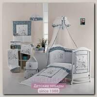 Постельный комплект в кроватку Roman Baby Country, 5 предметов