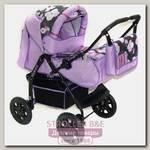Детская коляска-трансформер Kacper Joker Мотыльки