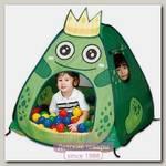 Детская палатка Calida Царевна-лягушка + 100 шаров