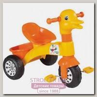Детский 3-х колёсный велосипед Pilsan Ducky Bike 2+