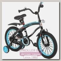 Двухколесный велосипед Capella G16BM от 3 лет
