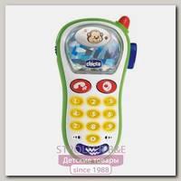 Телефон музыкальный Chicco 60067 с картинками
