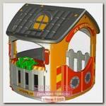 Детский домик-гараж Marian-Plast