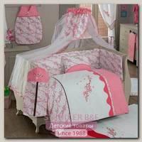 Комплект постельного белья Kidboo Bello Fiore 6 предметов