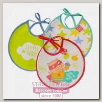 Набор нагрудников Happy Baby Terry Bibs (16007)
