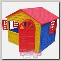 Детский домик с верандой Marian-Plast