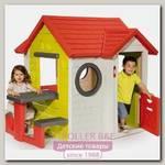 Игровой детский домик со столом Smoby