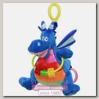 Подвесная игрушка для коляски и автокресла WeeWise Дракон Джеки