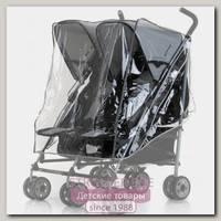 Дождевик на коляску для двойни Lorelli Лорелли