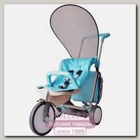 Трехколесный dелосипед-коляска ItalTrike Evolution 3 в 1
