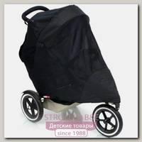 Универсальная москитка на прогулочный блок и дополнительное сиденье колясок Phil and Teds Classic / Explorer Double