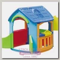 Детский домик-гараж-кухня Marian-Plast