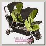 Детская прогулочная коляска для тройни Joovy Big Caboose