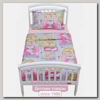 Комплект постельного белья Giovanni Toymix для дошкольников, 2 предмета