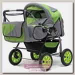 Детская коляска-трансформер для двойни BartPlast Twins PC