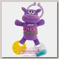 Музыкальная игрушка Chicco Чико Веселый бегемотик с вибро