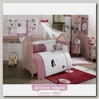 Комплект постельного белья Kidboo Little Voyage 4 предмета