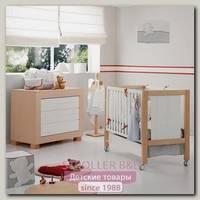 Комплект Micuna Neus №10: кроватка 120 х 60 см + тумба