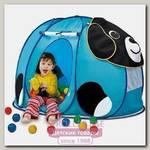Детская палатка Calida Собачка + 100 шаров