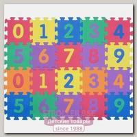Игровой коврик-пазл Funkids 6' Цифры-4 KB-002-6-NT, 20 плит