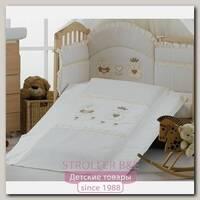 Постельный комплект в кроватку Roman Baby Real Bears, 3 предмета