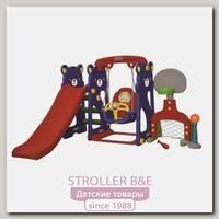 Игровая зона Gona Toys Мишка с музыкальной панелью GT-805-1