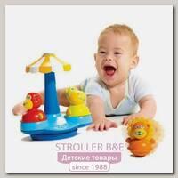 Развивающая игрушка-карусель Tiny Love Джунгли