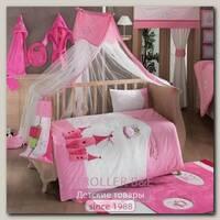 Комплект постельного белья Kidboo Little Princess 6 предмета