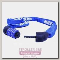 Замок кодовый на основе каленой цепи для колясок Roxy Kids Рокси Кидс 1 метр