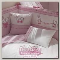 Бортик Funnababy Lily Milly короткий для детской кровати 120 х 60 см
