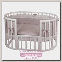 Комплект постельного белья для кровати-трансформера Nuovita Sognare (9 предметов)