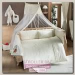 Комплект постельного белья Kidboo Vanilla Dreams (6 предметов +балдахин)