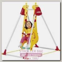 Качели Haenim Toys Жираф DS-707 для одного ребенка