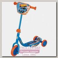 Трехколесный самокат 1Toy Hot Wheels 1Той Хот Вилс Т57645