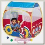 Детская палатка Calida Автомобиль + 100 шаров