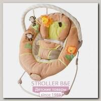Шезлонг для детей Summer Infant Swingin Safary
