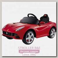Электромобиль Rastar Ferrari F12 Красный (3-8 лет)
