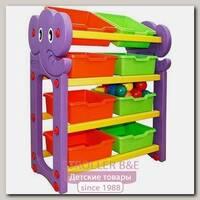 Стеллаж для хранения игрушек Happy Box JM-809A