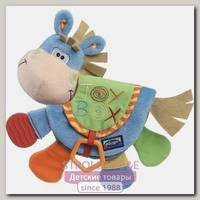 Мягкая игрушка-книжка Playgro Ослик