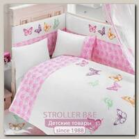 Комплект для кроватки Bebe Luvicci Little Wings 3 предмета