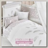 Комплект для кроватки Bebe Luvicci Fluffy 3 предмета
