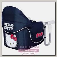 Навесной стульчик для кормления Brevi Dinette Hello Kitty