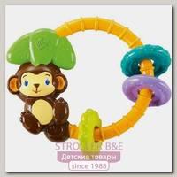 Развивающая игрушка-погремушка Bright Starts Брайт Стартс Обезьянка
