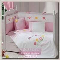 Сменный комплект белья Fiorellino Butterfly Фиореллино Батерфляй в кроватку, 3 предмета