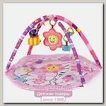 Развивающий коврик для новорожденного Funkids Rosie Sun Gym